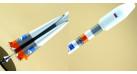 Модель ракеты-носителя Союз-2 1:72