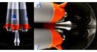 Модель ракеты-носителя Союз-2 1:144