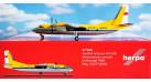 Модель самолета Антонов Ан-24Б Аэрофлот 1:200