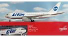 Модель самолета Boeing 767-200 Utair 1:500