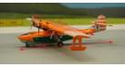 Модель самолета Consolidated PBY-5A Catalina Canadian Forest Service 1:200
