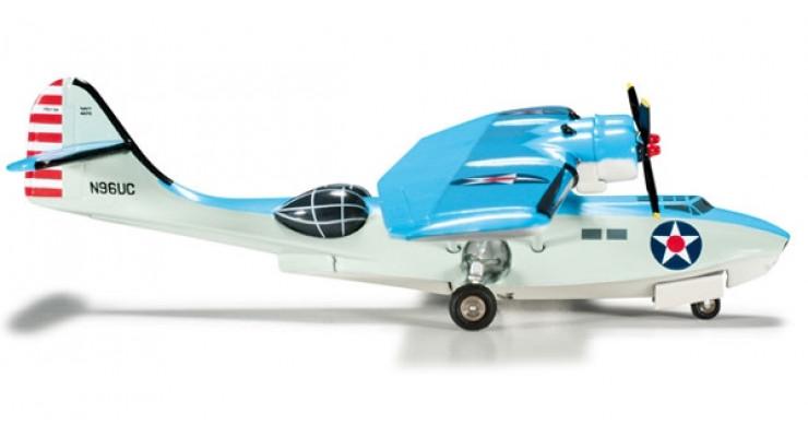 Модель самолета Consolidated PBY-5A Catalina US Navy 1:200