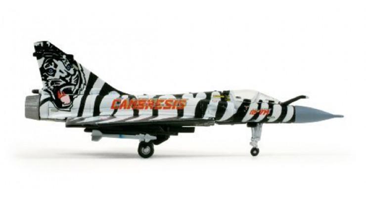 "Модель самолета Dassault Mirage 2000C French Air Force ""Cambresis"" 1:200"