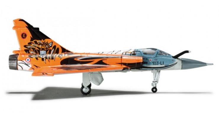 Модель самолета Dassault Mirage 2000C French Air Force 1:200
