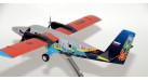 Модель самолета DHC 6 Twin Otter ЧукотАвиа 1:72