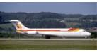 Модель самолета Douglas DC-9-30 Iberia 1:500 519052