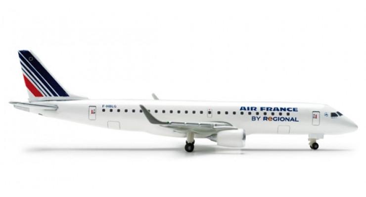 Модель самолета Embraer ERJ-190 Air France by Regional 1:500 517621
