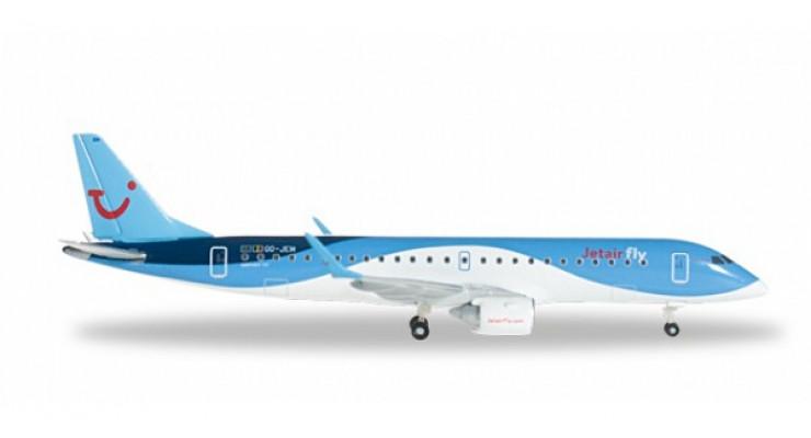 "Модель самолета Embraer ERJ-190 Jetairfly ""Explorer"" 1:500 524926"