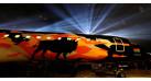 "Модель самолета Embraer ERJ-195 Белавиа ""World of Tanks"" 1:400"