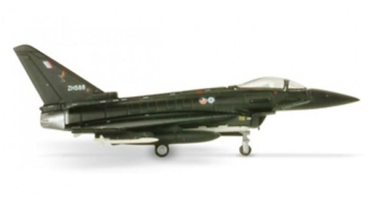 Модель самолета Eurofighter Typhoon EF-2000 Royal Air Force 1:200 552325