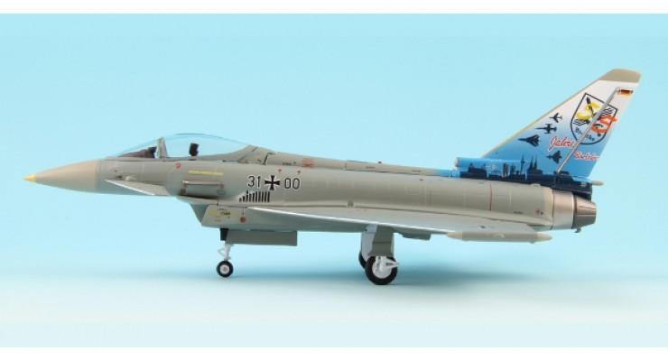 Модель самолета Eurofighter Typhoon EF-2000 Luftwaffe 1:72