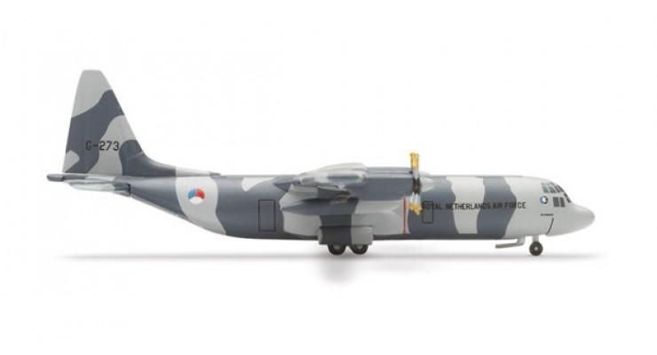 Модель самолета Lockheed C-130 Hercules Royal Netherlands Air Force 1:500 508193