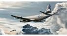 """Модель самолета Lockheed P-3C Orion US Navy """"Seahawks"""" 1:500 518178"""