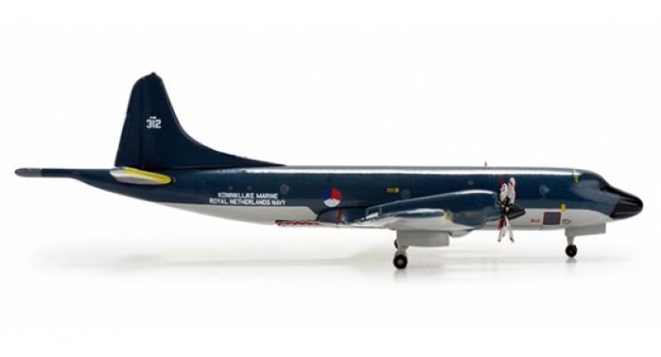 Модель самолета Lockheed P-3 Orion Royal Netherlands Navy 1:500 520829