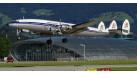 Модель самолета Lockheed L-1049H Super Constellation Breitling 1:500 523035