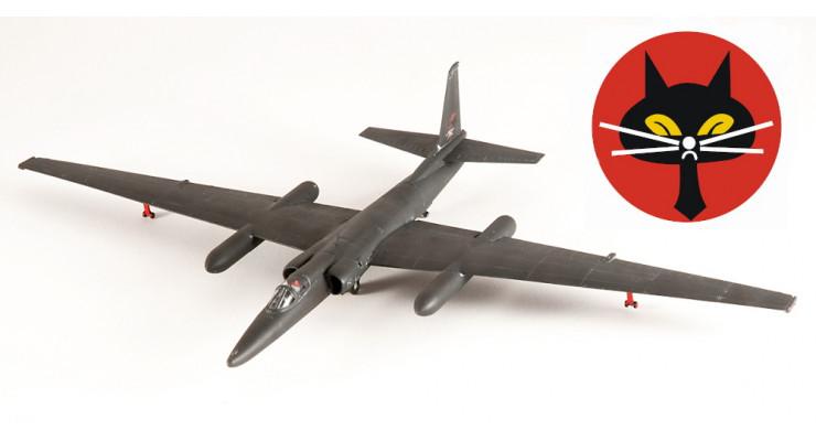 "Модель самолета Lockheed Martin U-2R Dragon Lady 5th RS ""Black Cats"" 1:200"