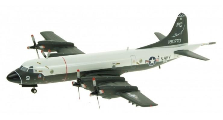 Модель самолета Lockheed RP-3D Orion US Navy 1:200