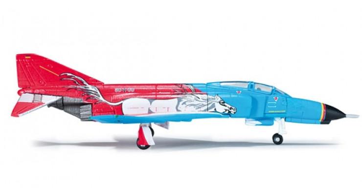 """Модель самолета McDonnell Douglas F-4F Phantom II Luftwaffe """"Westfalen"""" 1:200"""