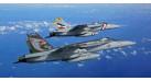 "Модель самолета McDonnell Douglas F/A-18E Super Hornet US Navy ""Kestrels"" 1:72"