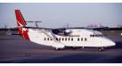 Модель самолета Shorts 360-300 Qantaslink 1:500