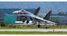 Модель самолета Сухой Су-35 ВМФ России 1:72