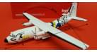 "Модель самолета Luftwaffe Transall C-160 LTG 61 / Air Transport Wing ""50th Anniversary"" 1:200"