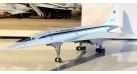 Модель самолета Туполев Ту-144Д Аэрофлот 1:400