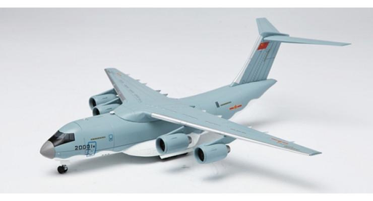Модель самолета Xian Y-20 China Air Force 1:144