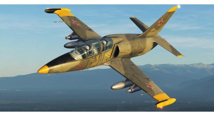 Модель самолета Aero L-39 ВВС России 1:48