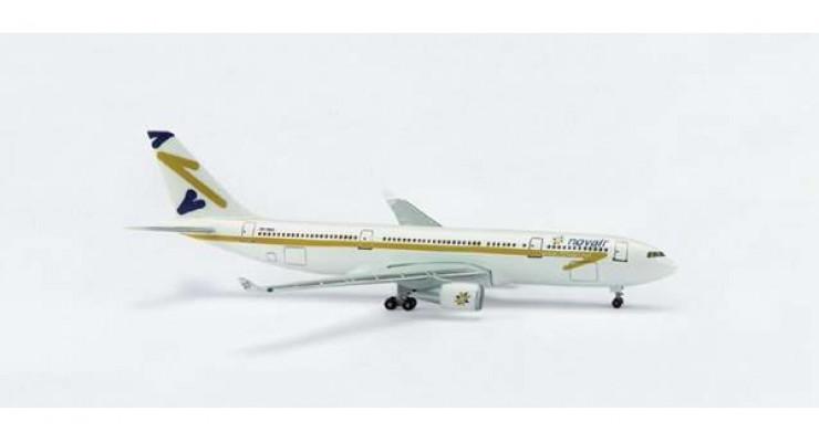 Модель самолета Airbus A330-200 Novair 1:500 508483
