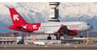 Модель самолета Airbus A319 Air Berlin 1:500 515672
