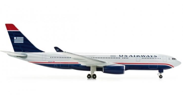 Модель самолета Airbus A330-200 US Airways 1:500 517898