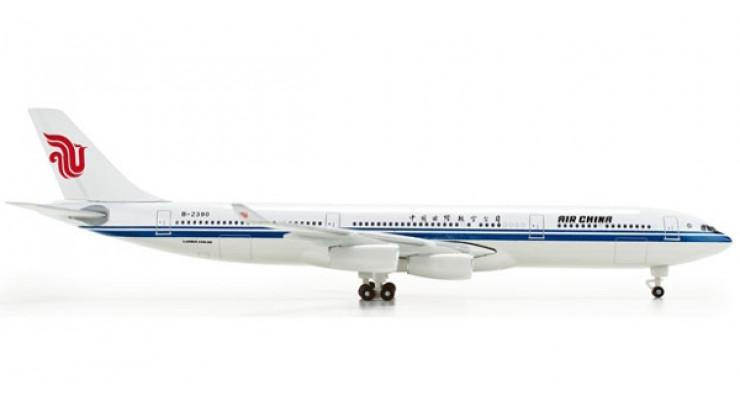 Модель самолета Airbus A340-300 Air China 1:500 517973