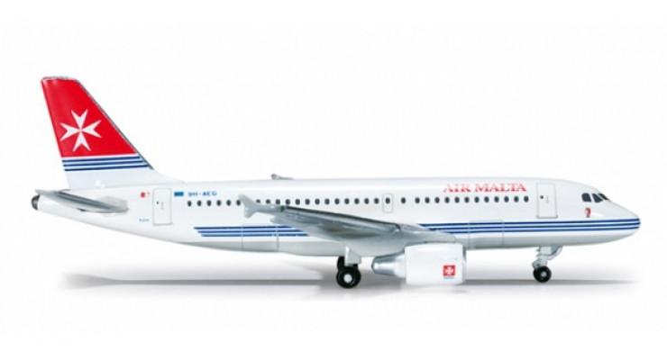 Модель самолета Airbus A319 Air Malta 1:500 519182