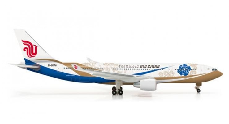 "Модель самолета Airbus A330-200 Air China ""Zichen Hao"" 1:500 523608"
