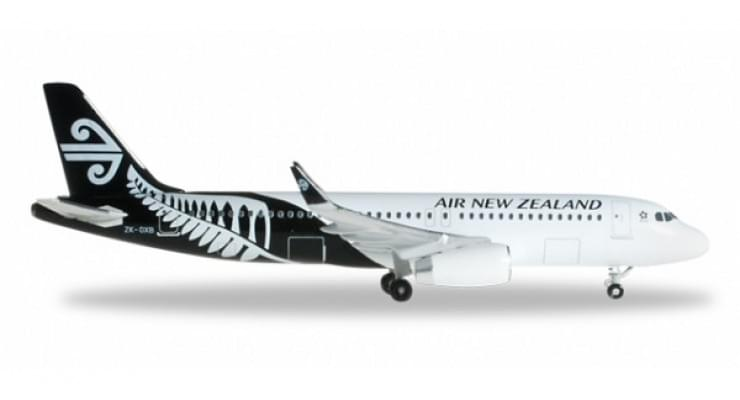 Модель самолета Airbus A320 Air New Zealand 1:500 526500