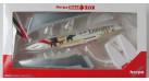 """Модель самолета Airbus A380 Emirates """"United for Wildlife"""" 1:250"""