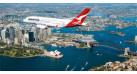 Модель самолета Airbus A380-800 Qantas 1:200