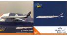 Модель самолета Airbus A321 Аэрофлот 1:400