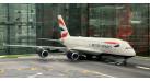 Модель самолета Airbus A380-800 British Airways 1:200