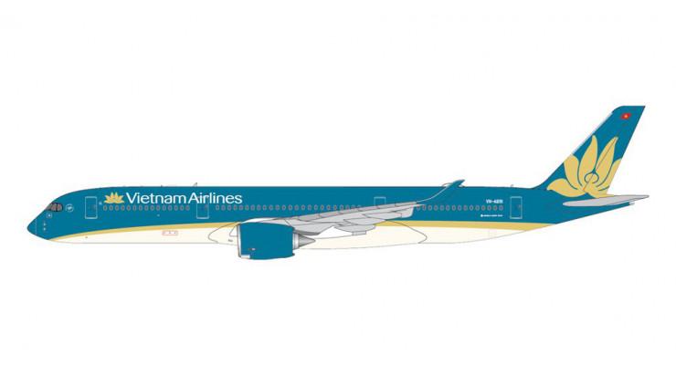 Модель самолета Airbus A350-900 Vietnam Airlines 1:400