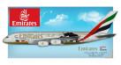 """Модель самолета Airbus A380-800 """"Wildlife #2"""" Emirates 1:400"""