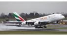 """Модель самолета Airbus A380-800 """"Year of Tolerance"""" Emirates 1:400"""