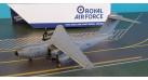 Модель самолета Airbus A400M Atlas 1:400