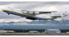 Модель самолета Антонов Ан-225 Мрия 1:500