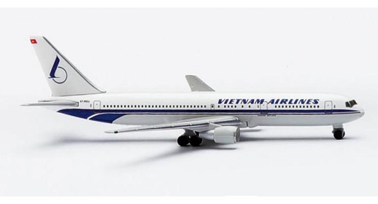 Модель самолета Boeing 767-300 Vietnam Airlines 1:500 502986