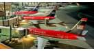 Модель самолета Boeing 737-200 US Airways 1:500 505963