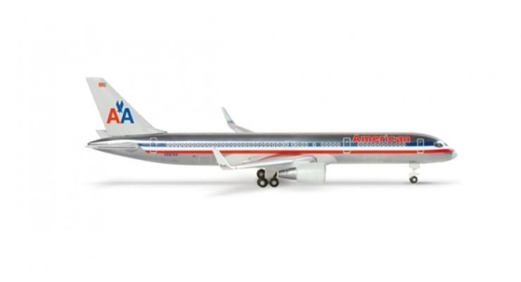 Модель самолета Boeing 757-200 American Airlines 1:500 506847