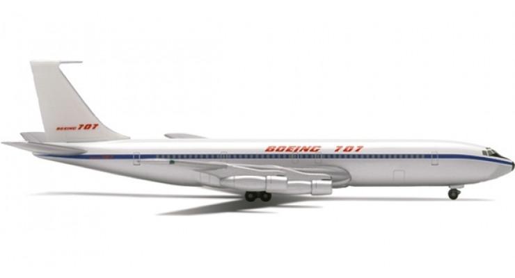 Модель самолета Boeing 707-300 Boeing Fleet 1:500 510622