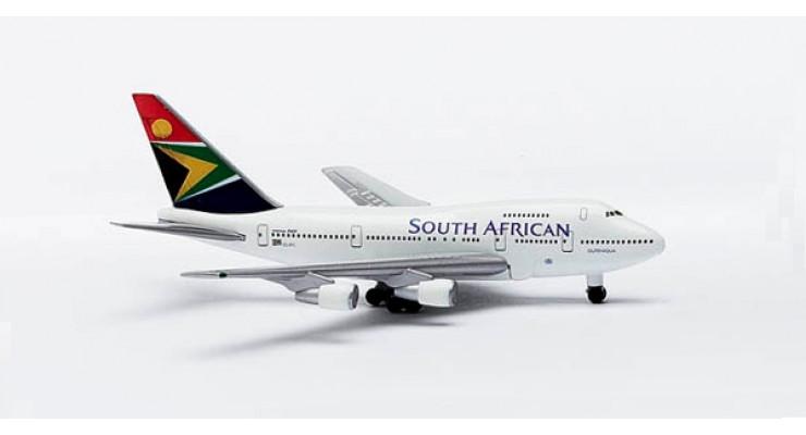 Модель самолета Boeing 747SP South African Airways 1:500 511872